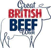 Great British Beef Week logo