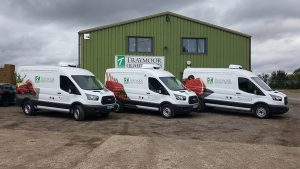 Temperature controlled delivery vehicles ensure that ensure that your fresh meat delivery arrives in the best condition